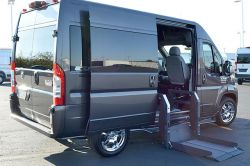 Luxury Conversion Van Design Built By Waldoch Ram Promaster