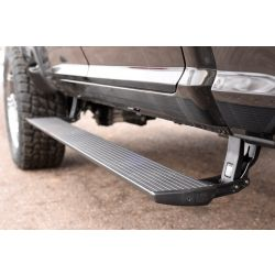 Automatic Power Deploying Running Boards W/LED Lighting System...