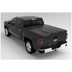 Elite Truck Bed Cover Premium Carpet lined Colored Keyed