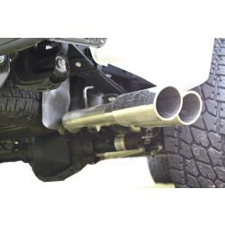 Dual Sport off-road Exhaust